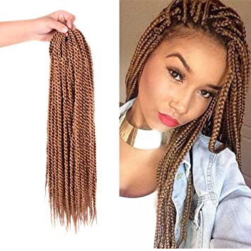 Amazon.com : Senegalese Twist Hair Crochet Braids Hairstyles Braid ...