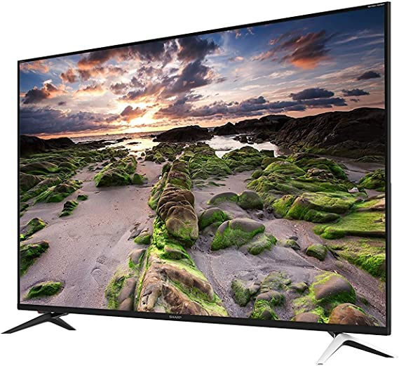 Sharp LC-60UI9362E - Smart TV Slim UHD de 60