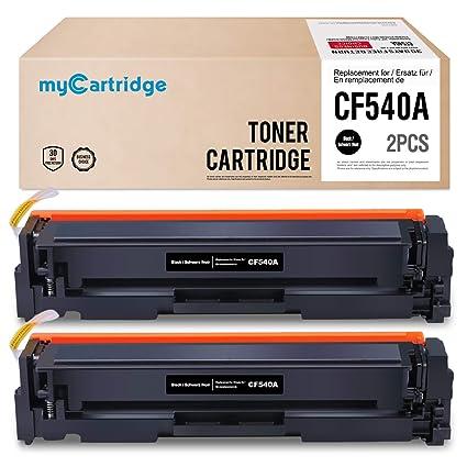MyCartridge - Tóner compatible con HP 203A CF540A para HP Color ...