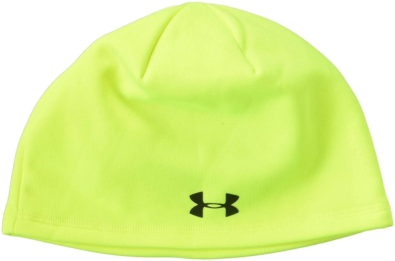bf7e6747040 Under Armour Men's Camo Outdoor Fleece Beanie, High-Vis Yellow (731)/Black,  One Size: Amazon.ca: Sports & Outdoors