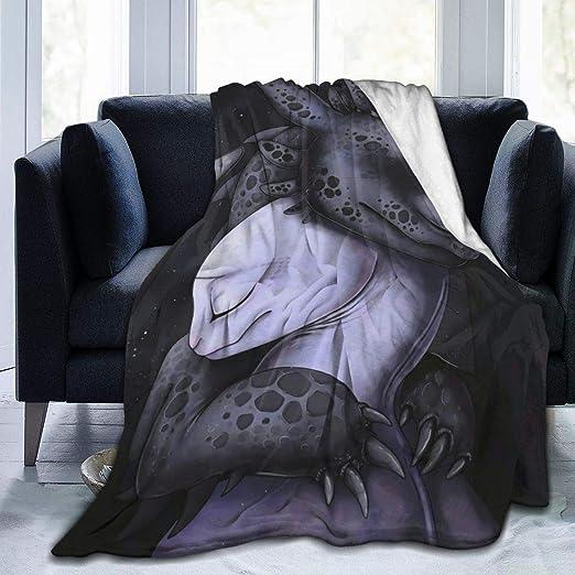 How To Train Your Dragon Couple Fleece Blanket