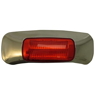 Kaper II L14-0096R Red LED Marker Light, 1 Pack: Automotive