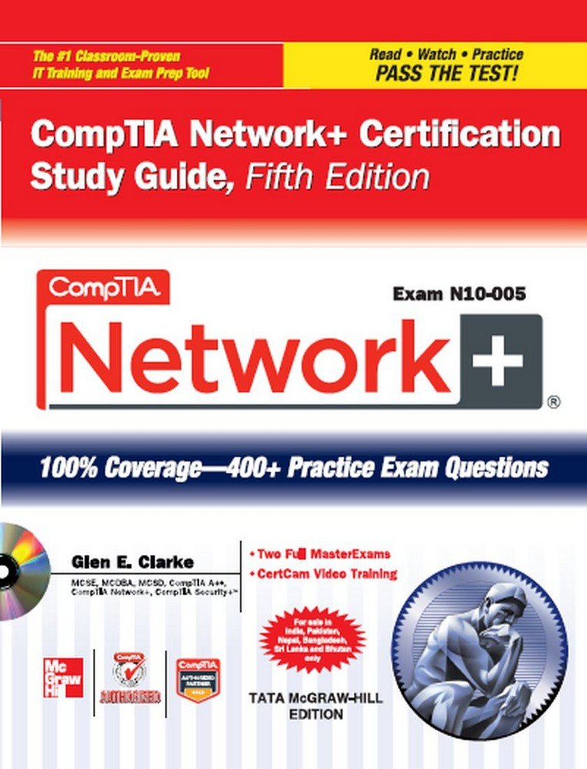 Comptia Network Certification Study Guide 5th Edition Exam N10
