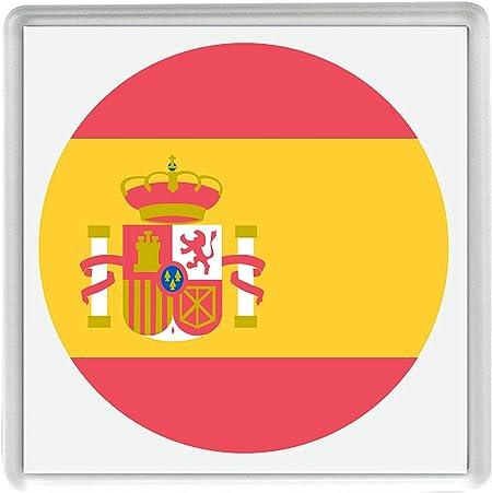 Compra Bandera España Emoji Pack de 4 de 80mm x 80mm posavasos en Amazon.es