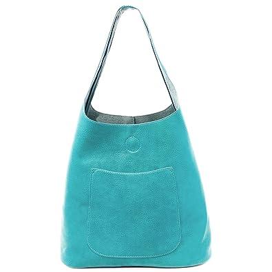 Amazon.com: Joy Susan Molly Slouchy Hobo Bolso, Azul, talla ...
