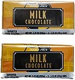Trader Joe's Belgian Milk Chocolate Bars, 1.75 oz (2 Packs of 3)