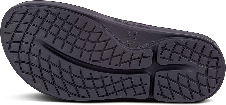 OOFOS Unisex OOriginal Sport Post Run Recovery Thong Sandal