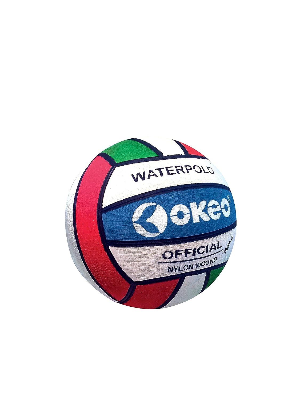 Okeo - WP4 Pro- Balón waterpolo femminile-under13: Amazon.es ...