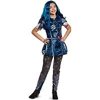 Disguise Disney Evie Classic Descendants Medium Size Costume (Blue)