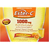 American Health Ester-C, Effervescent, 1000 mg, 21 Count