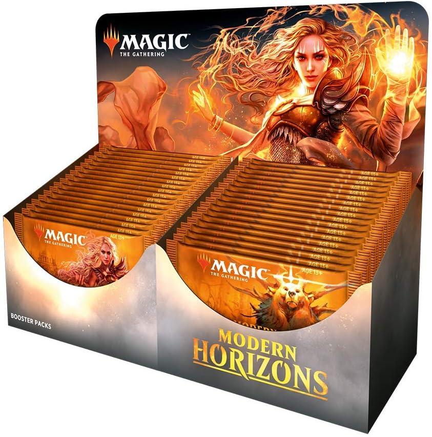 Magic:TheGathering C60730000 - Caja de Mejora de horizontes ...
