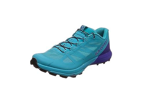 0df6fbdf5c05c4 Salomon Sense Pro 3 Women s Trail Laufschuhe - AW18  Amazon.de ...