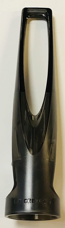 Le Creuset Tire-bouchon à vin effervescent pop bulle SW105, gris fumé gris fumé 0630870075060