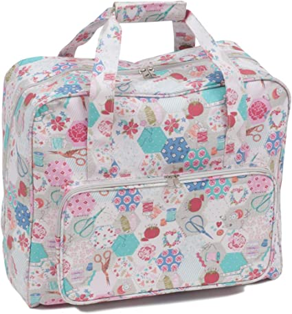 Hobby Gift Woodland Sewing Machine Bag 20 x 43 x 37cm d//w//h