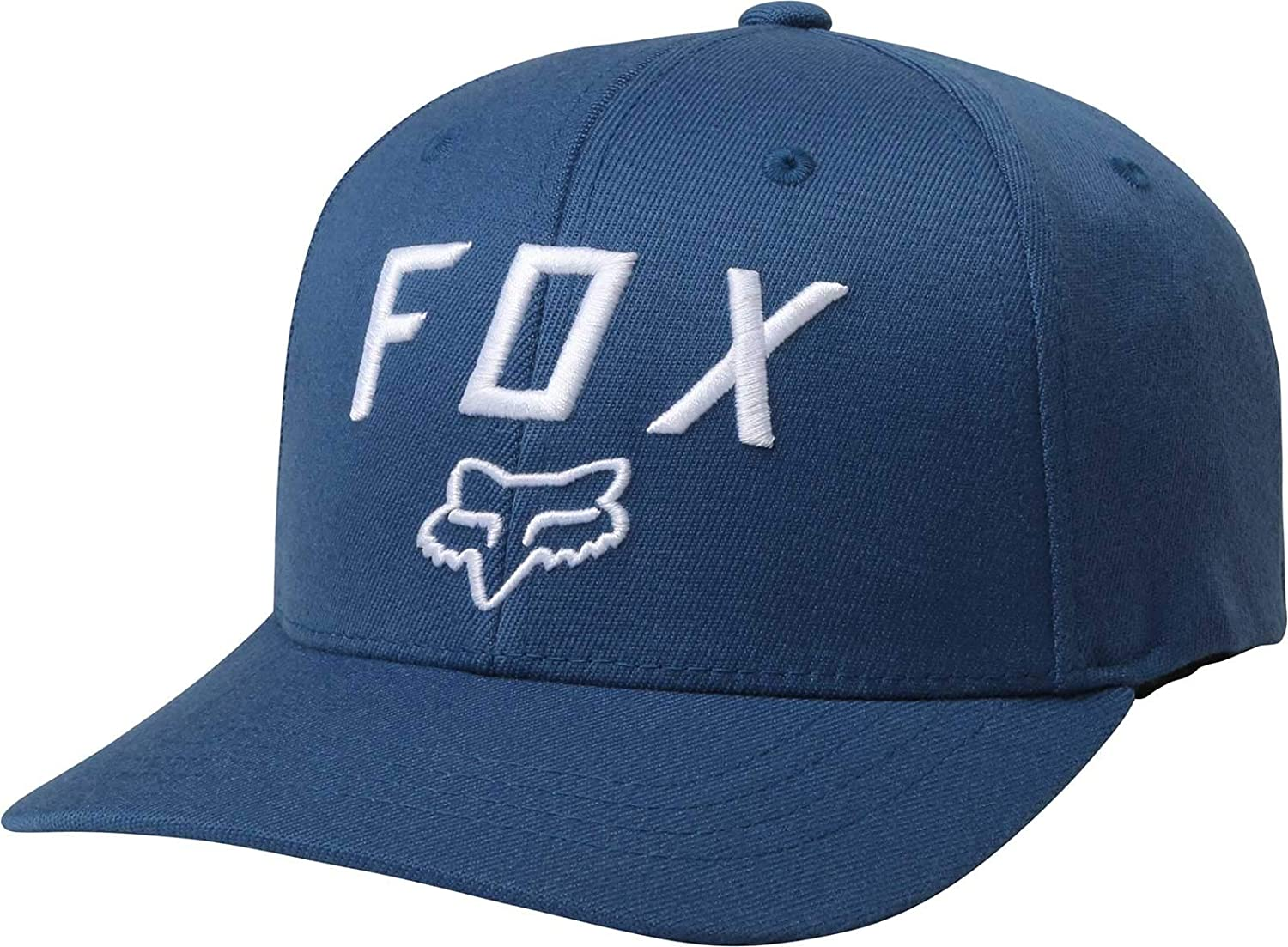 Amazon.com  Fox Racing Legacy Moth 110 Snapback Hat-Dusty Blue  Clothing e89bf1c1bca