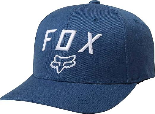 a7f071c77c3 Amazon.com  Fox Racing Legacy Moth 110 Snapback Hat-Dusty Blue  Clothing