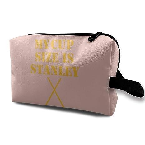 El tamaño de mi Taza es Stanley Travel Bolsa de Maquillaje ...