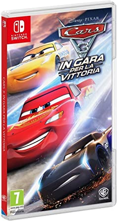 Cars 3 - Nintendo Switch [Importación italiana]: Amazon.es ...