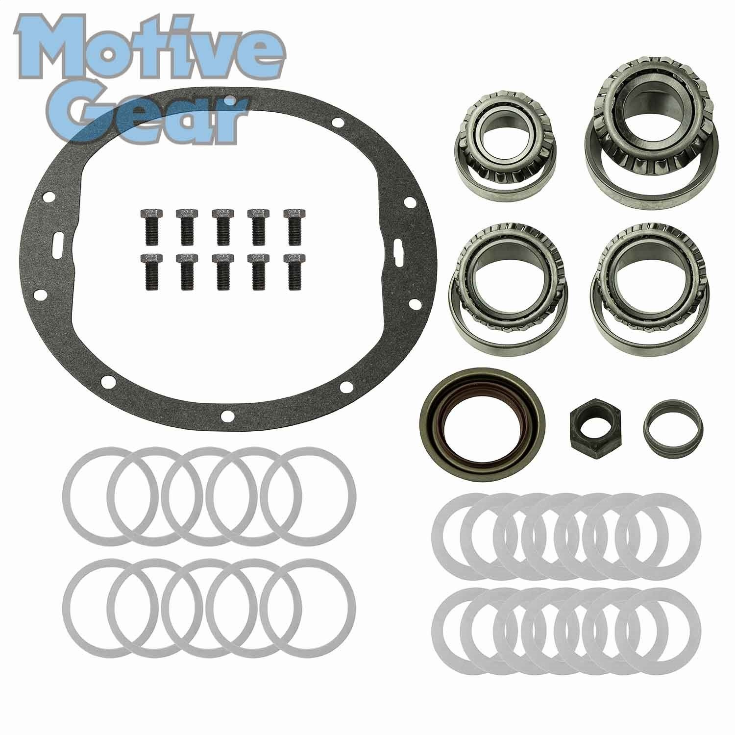 Motive Gear R10RLAMKT Bearing Kit with Timken Bearings GM 8.6 2009