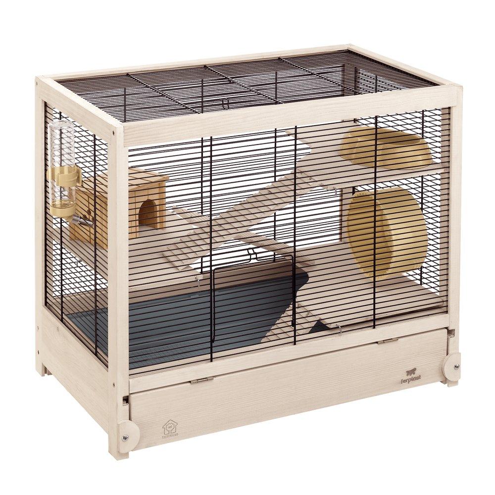 Ferplast Hamsterville Hamster wooden Cage