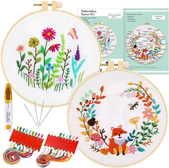 New Unopened Modern l Cross Stitch Embroidery Kit Summer Abundance by Russian Manufacture Zolotoe Runo Gift Idea
