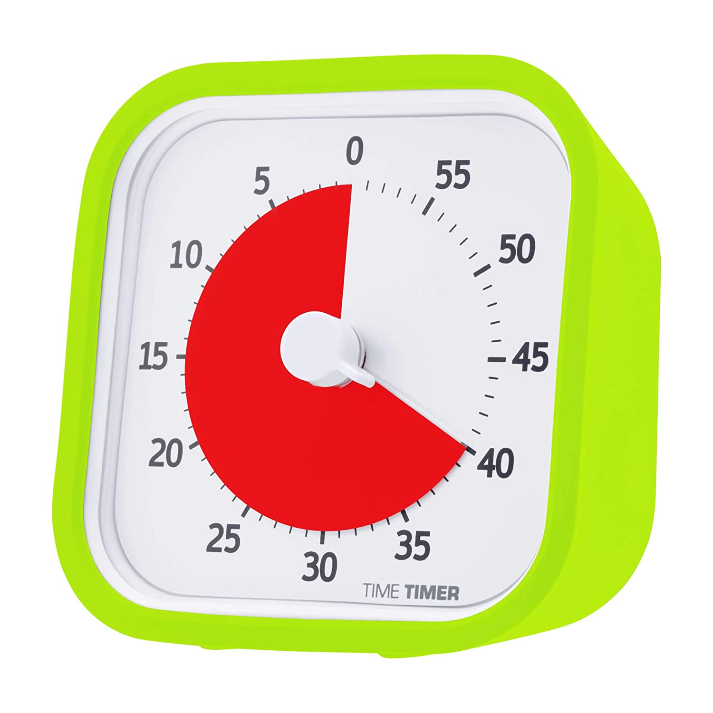 Time Timer MOD (60-minute Visual Timer) by Time Timer TTMM9GR