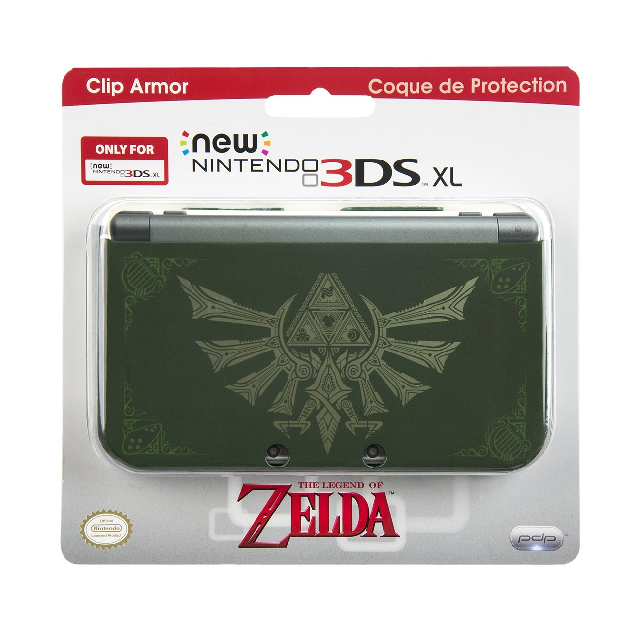 PDP - Cubierta Zelda (New Nintendo 3DS XL): Amazon.es ...