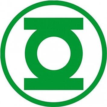 Amazon Green Lantern Logo Decal Automotive