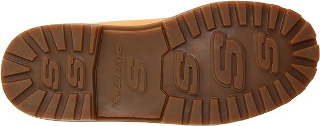 Skechers Kids 93159N Mecca-Sawmill Boot