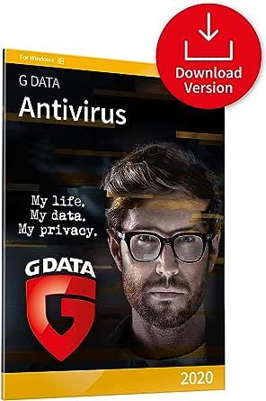 G DATA Antivirus 2020 | 3 PCs - 1 Year |Anti-virus Protection Software for Windows 10, 8, 7 | Download Code