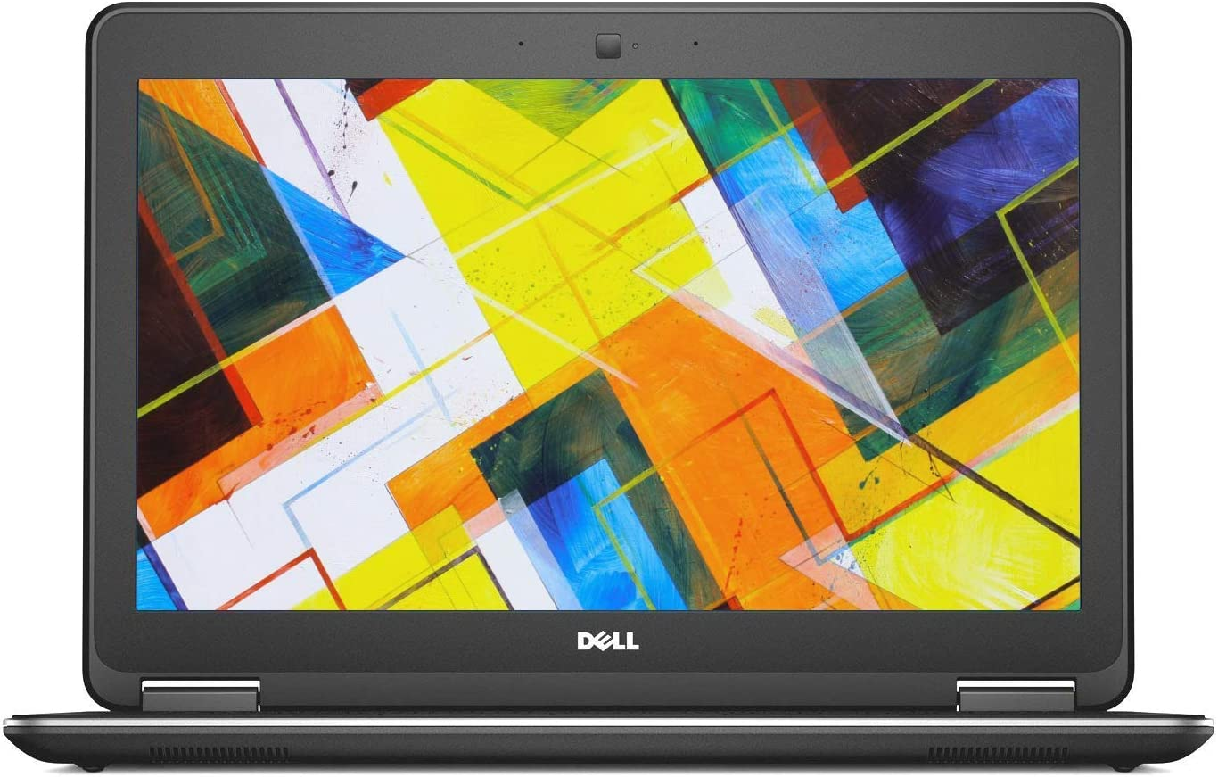 Premium Dell Latitude E7250 Ultrabook 12.5 Inch Business Laptop (Intel Core i7-5600U up to 3.2GHz, 8GB DDR3 RAM, 512GB SSD USB, Windows 10 Pro) (Renewed)