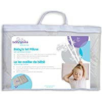 Baby Works Baby's 1st Pillow with Bamboo Pillowcase, Off-White