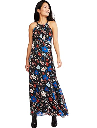 a567c796d371e A Pea in the Pod Halter Maternity Dress at Amazon Women's Clothing store: