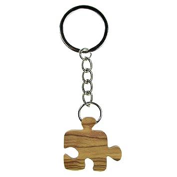 Amazon.com: De la tierra – Puzzle de madera de olivo pieza ...