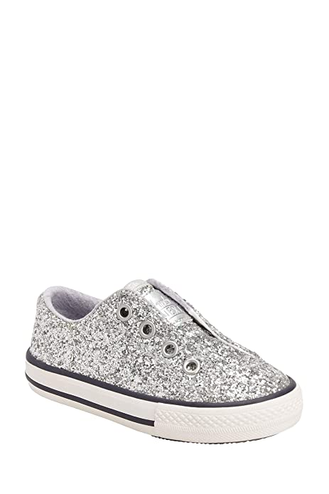 sale retailer 91c90 5d740 next Bambina Sneaker con Brillantini Senza Lacci: Amazon.it ...