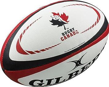 Gilbert Canada International Replica Mini Rugby Ball Mini Canada