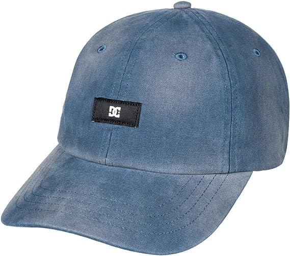DC Hombres Leisure Cap Gorra de béisbol - Azul -: Amazon.es: Ropa ...