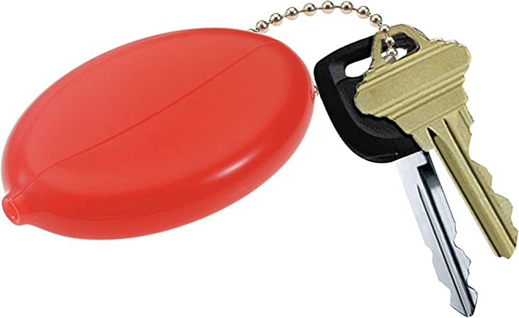Lucky Line Assorted Squeeze Coin Holder Key Chain Lucky Line Products Inc. 94101