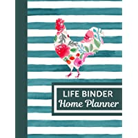 Life Binder Home Planner: Home Management Life Planner For Families: Real Property Owned - Banking Information…
