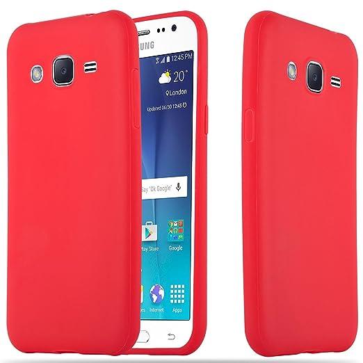 15 opinioni per Cadorabo- Custodia Candy silicone TPU Samsung Galaxy A5 (5) (Modello 2015) super