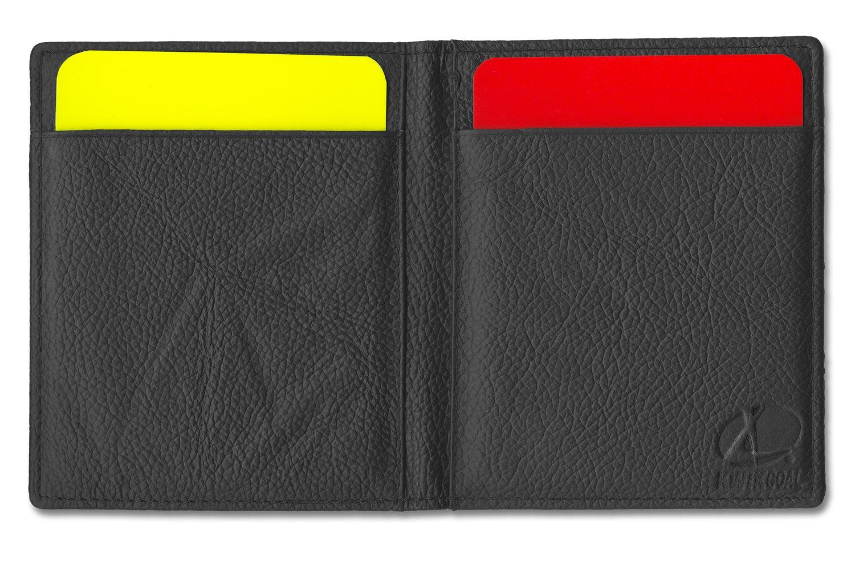 c08bad7886b Amazon.com: Kwik Goal Leather Referee Wallet: Sports & Outdoors