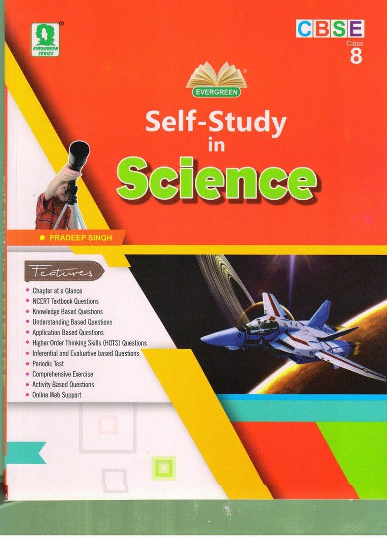 Evergreen Self Study in CBSE Science - Class 8: Amazon.in: Pradeep Singh:  Books