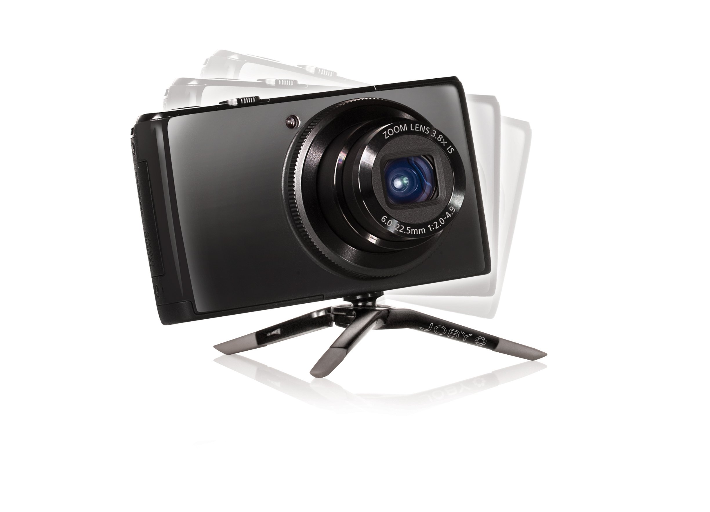 JOBY Micro Tripod for Point & Shoot Cameras - Ultra Portable Tripod That Fits In Your Pocket by Joby (Image #5)