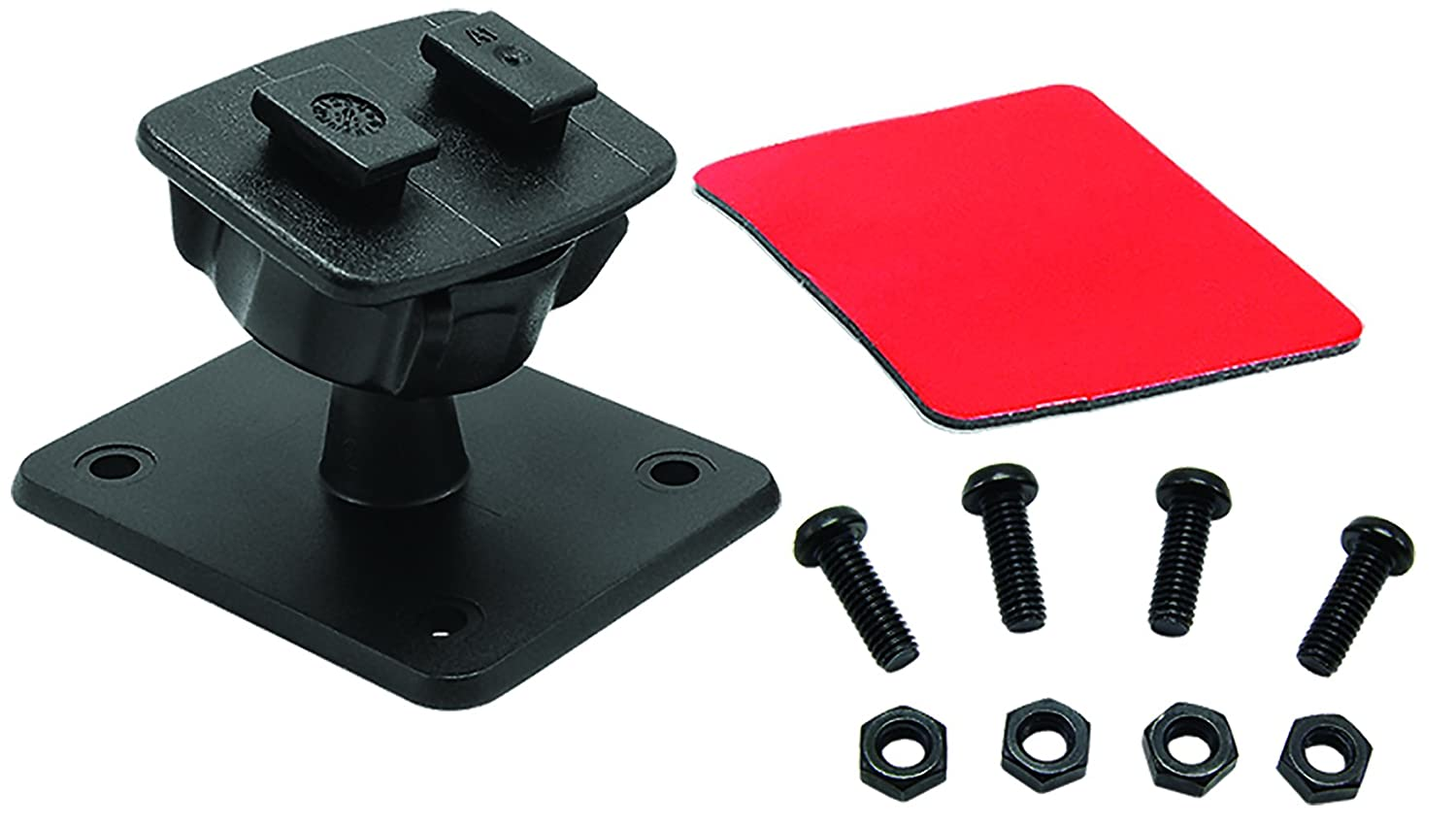 APAMPSVHBWS ARKON Car Mount VSM Kit with Drill Base for Car Installation Arkon Dual T Pattern and Garmin Arkon Resources Inc