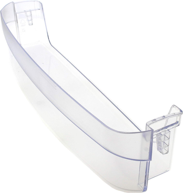 Flaschenablage 49,3 cm 481241829927 f/ür K/ühlschrank Bauknecht Whirlpool Ikea
