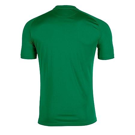 KiarenzaFD Joma Camiseta Tiger M/C Verde Fútbol Fashion Camiseta para Hombre: Amazon.es: Deportes y aire libre