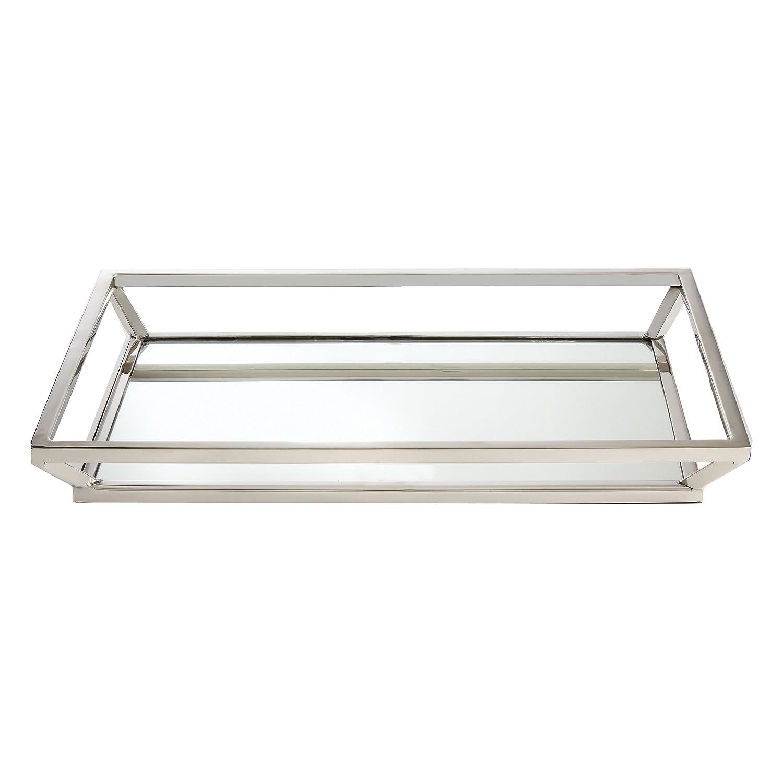 Elegance 72467 Tray-12 X 6 3/4-Inch, Silver Leeber Limited USA