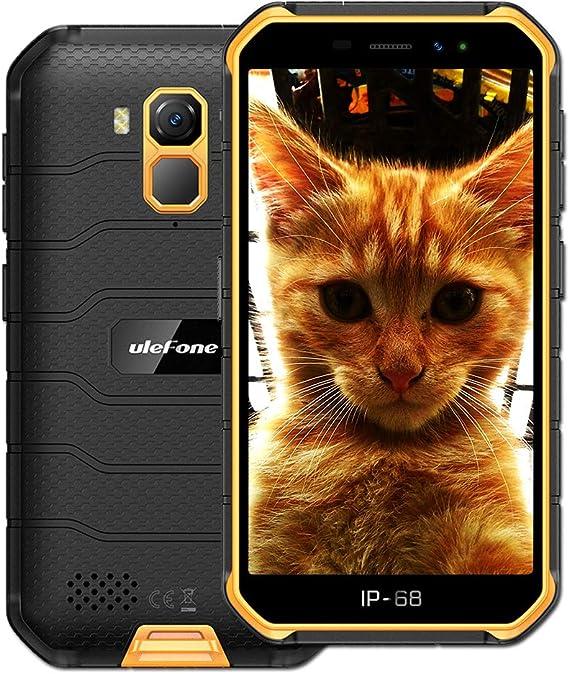 Ulefone Armor X7 (2020), 4G Teléfono Móviles Resistente Android 10 ...