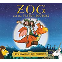 ZOG AND THE FLYING DOCTORS PB