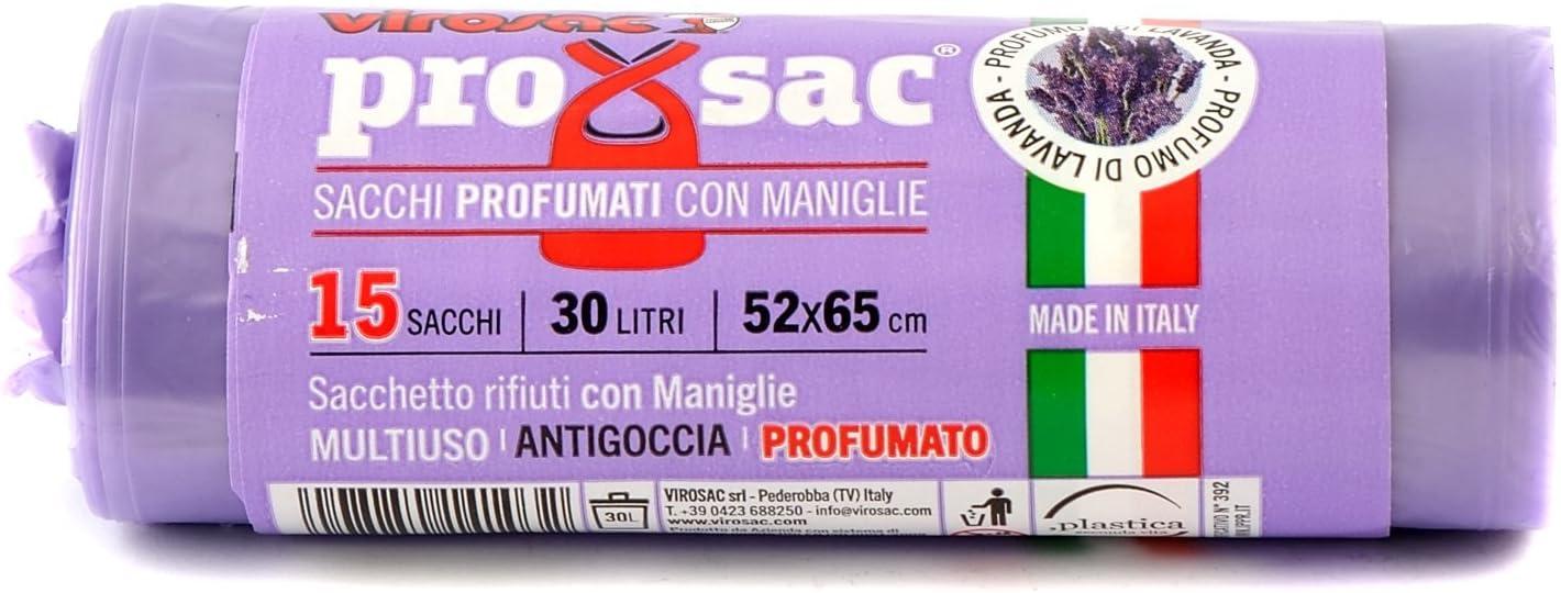 Rolsac Cagliplast Rouleau avec Colliers Imprim/é P//F avec P 55/x 65/cm Violet
